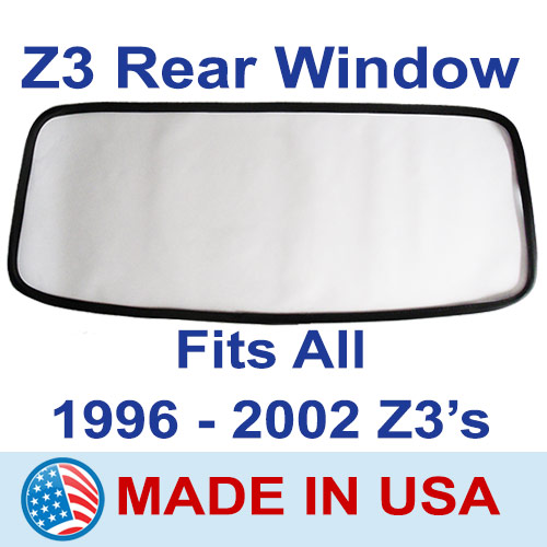 Bmw Z3 Replacement Roof: Bmw Z3 Rear Window Replacement.Bmw Z3 Rear Window